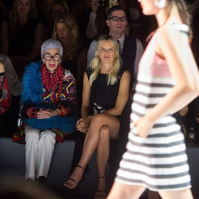 desigual  front row   backstage   spring 2016 new york fashion week the shows