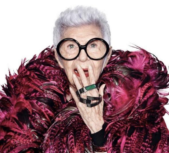 Iris Apfel look, i segreti di un'icona di stile