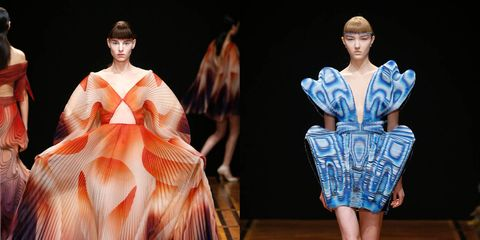 Fashion model, Fashion, Clothing, Runway, Haute couture, Fashion show, Fashion design, Costume design, Dress, Event,