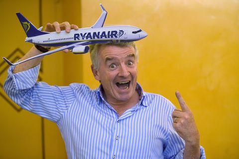 italy airline ryanair presser