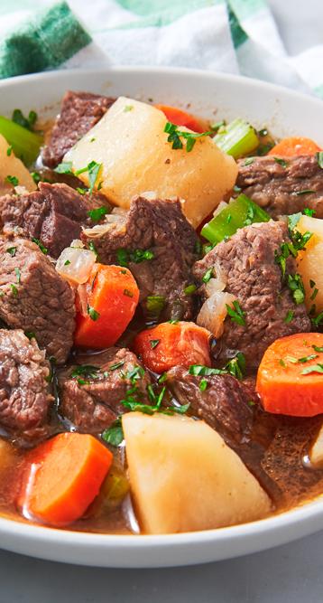 Irish Beef Stew- Delish.com