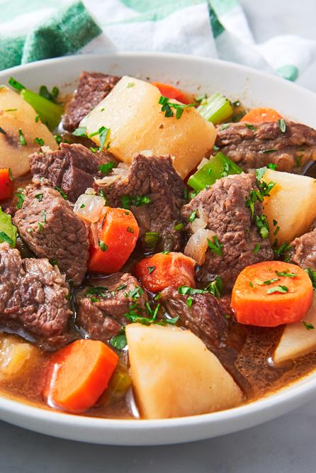 Best Irish Stew Recipe - How To Make Irish Stew