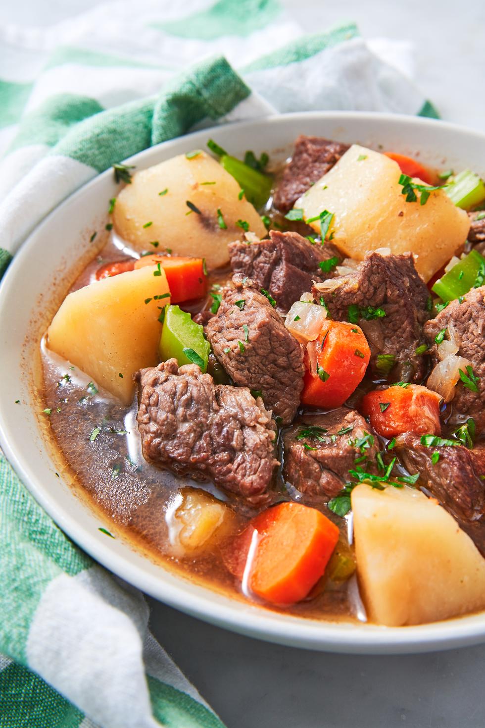 9+ Traditional Irish Food - Easy Dinner Recipes from Ireland