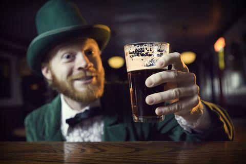 Cervezas bajas en calorías para celebrar San Patricio