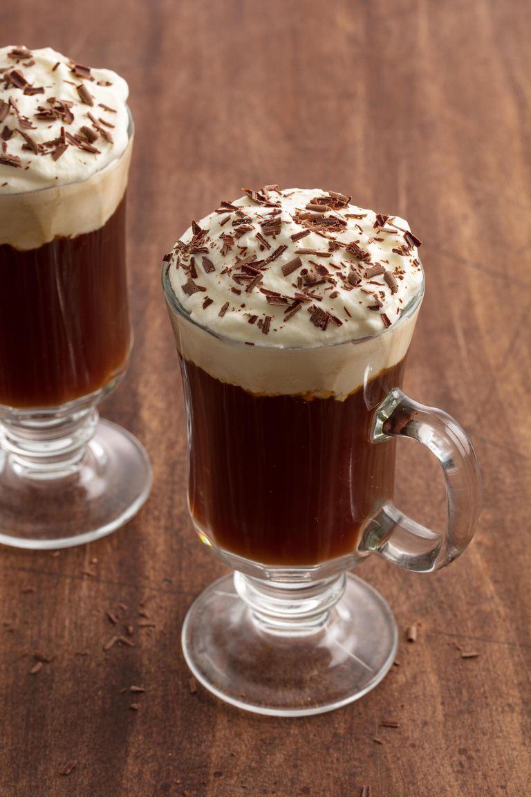Irish Coffee - Classic Irish Desserts
