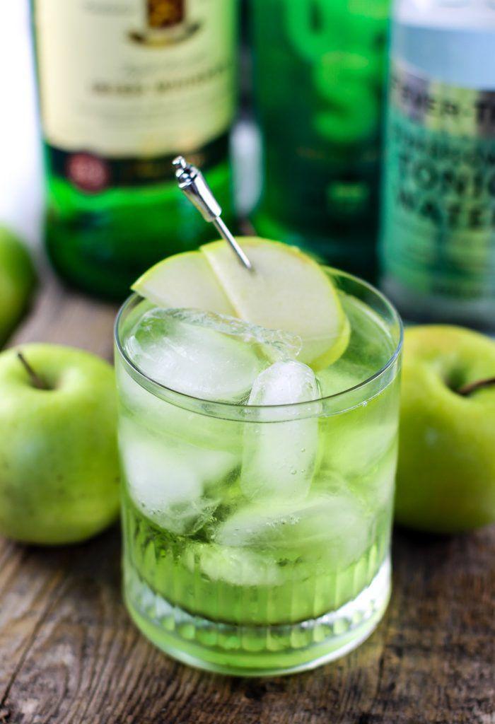 sour apple drinkki