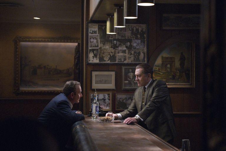 Robert De Niro Tested 'The Irishman' De-Ageing Tech With A Classic 'Goodfellas' Scene