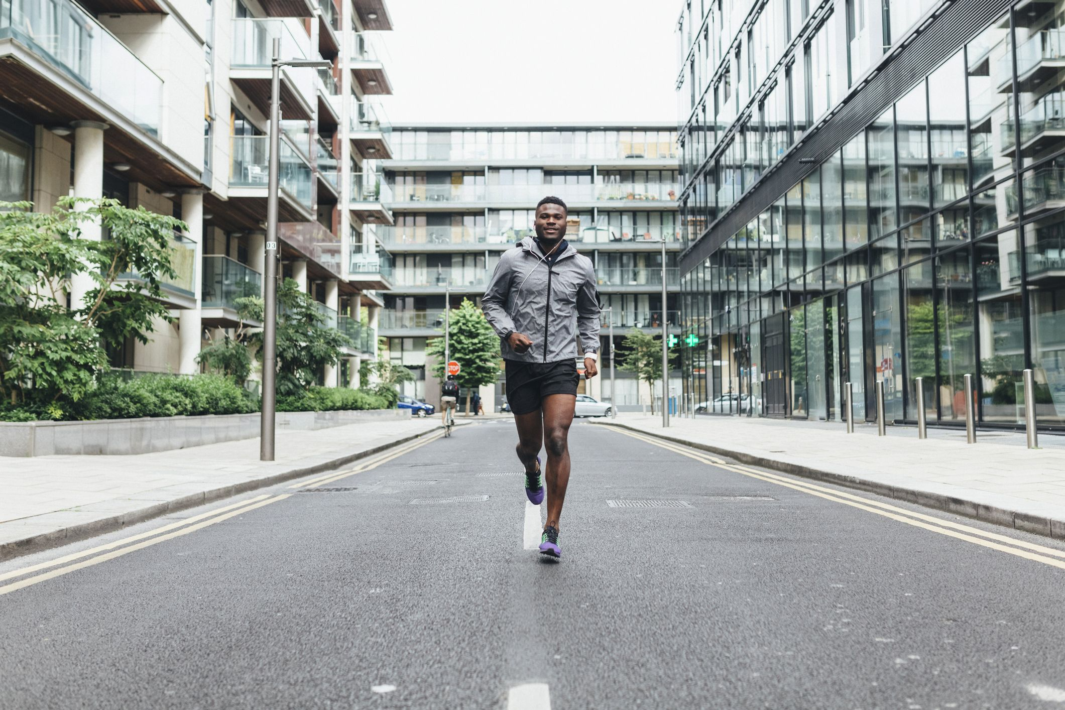 How to Build Muscle With Running