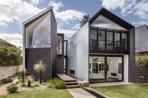 Casa de arquitectura sostenible en Sídney