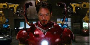 15 Iron Man