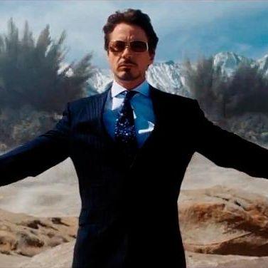 Iron Man 2008 - Tony Stark