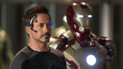 marvel iron man 3