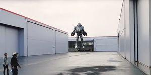 Iron man armadura real
