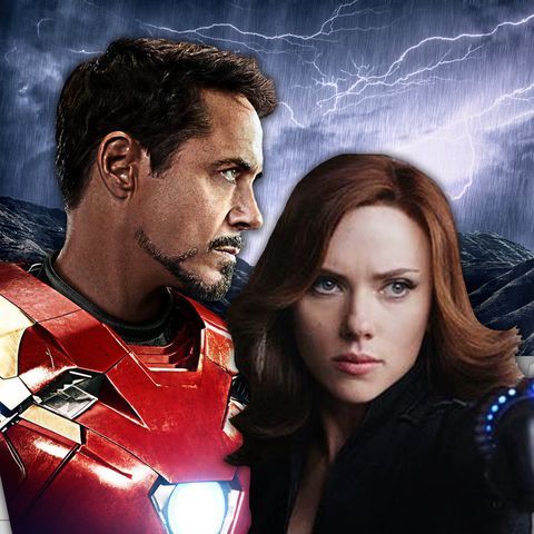 How Iron Man Will Fit Into Black Widow S Solo Movie