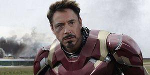 Iron Man frase final