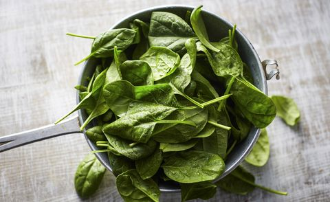 iron rich foods spinach