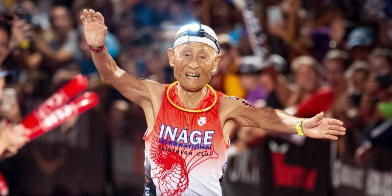 This 87-Year-Old Triathlete Just Became the Oldest Man to Finish the Ironman World Championship