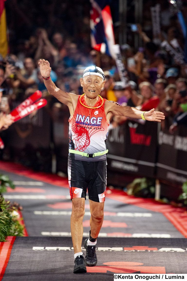 This 87-Year-Old Triathlete Just Became the Oldest Man to Finish the Ironman World Championship thumbnail