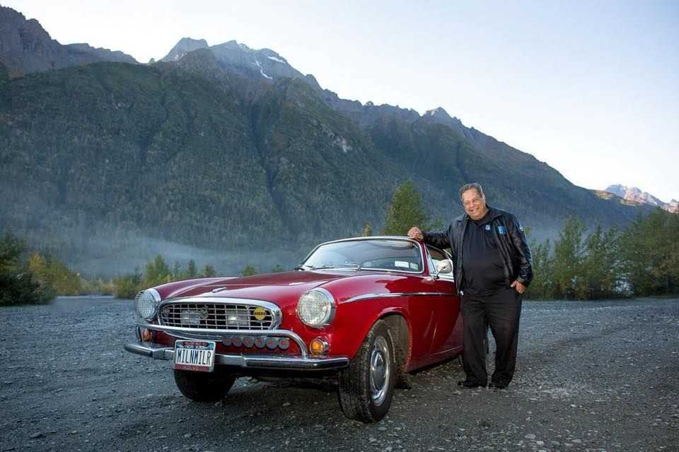 Irv Gordon, Guinness World Record Holder Who Put 3.2 Million Miles on His Volvo P1800, Has Died