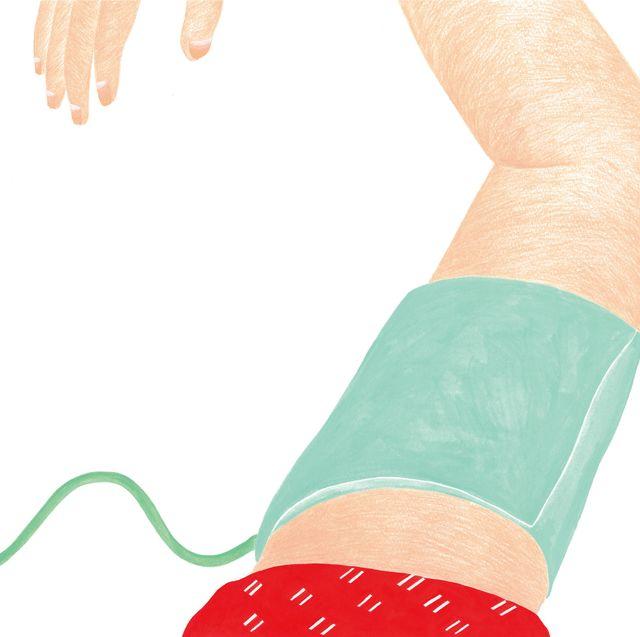 高血圧 イラスト