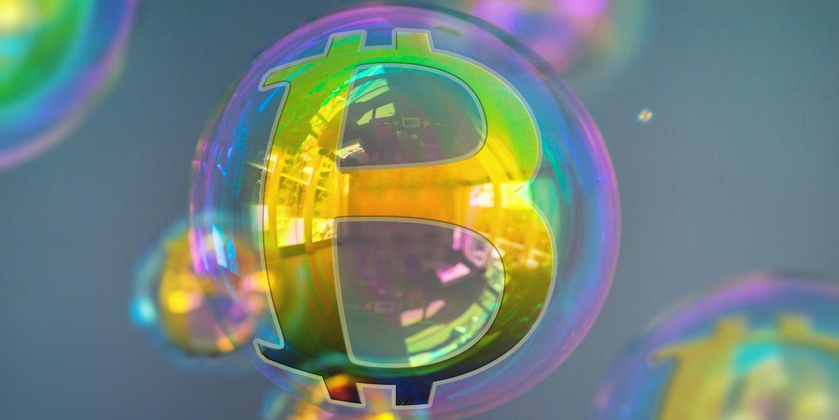 Lekker bubbelen: 'bitcoin afschrijven is hetzelfde als het hele internet afschrijven na internetzeepbel' - quotenet.nl