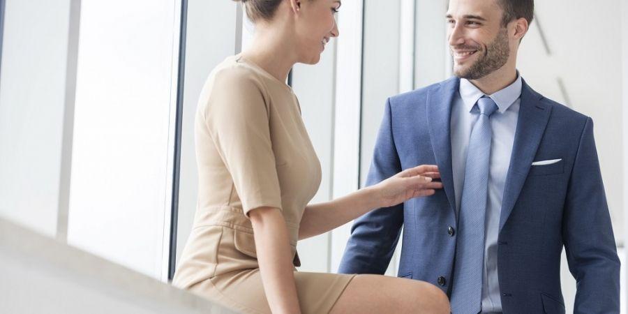 Dating een man je bent niet aangetrokken tot