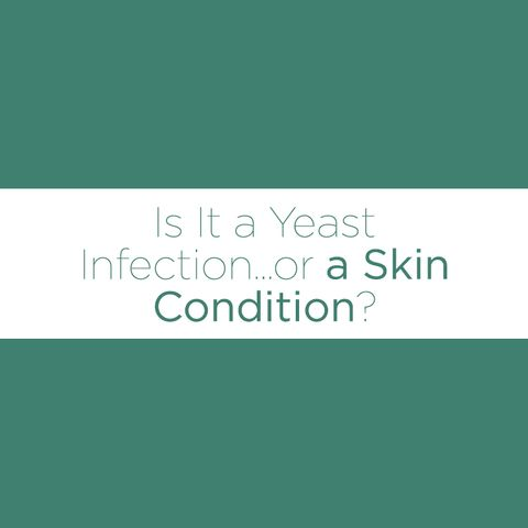 yeast infection or std