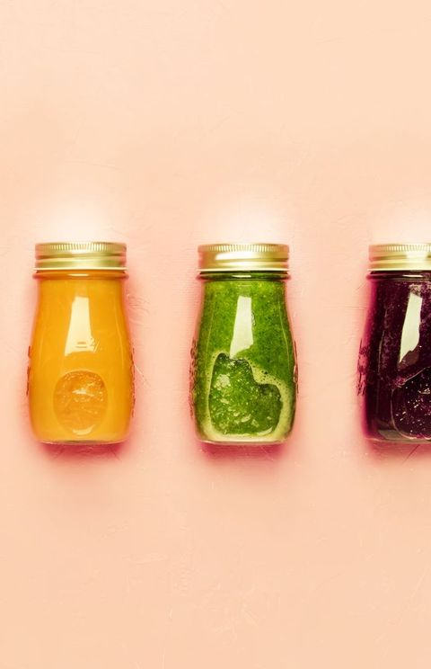 How to juice cleanse safely and if you can when you're sick