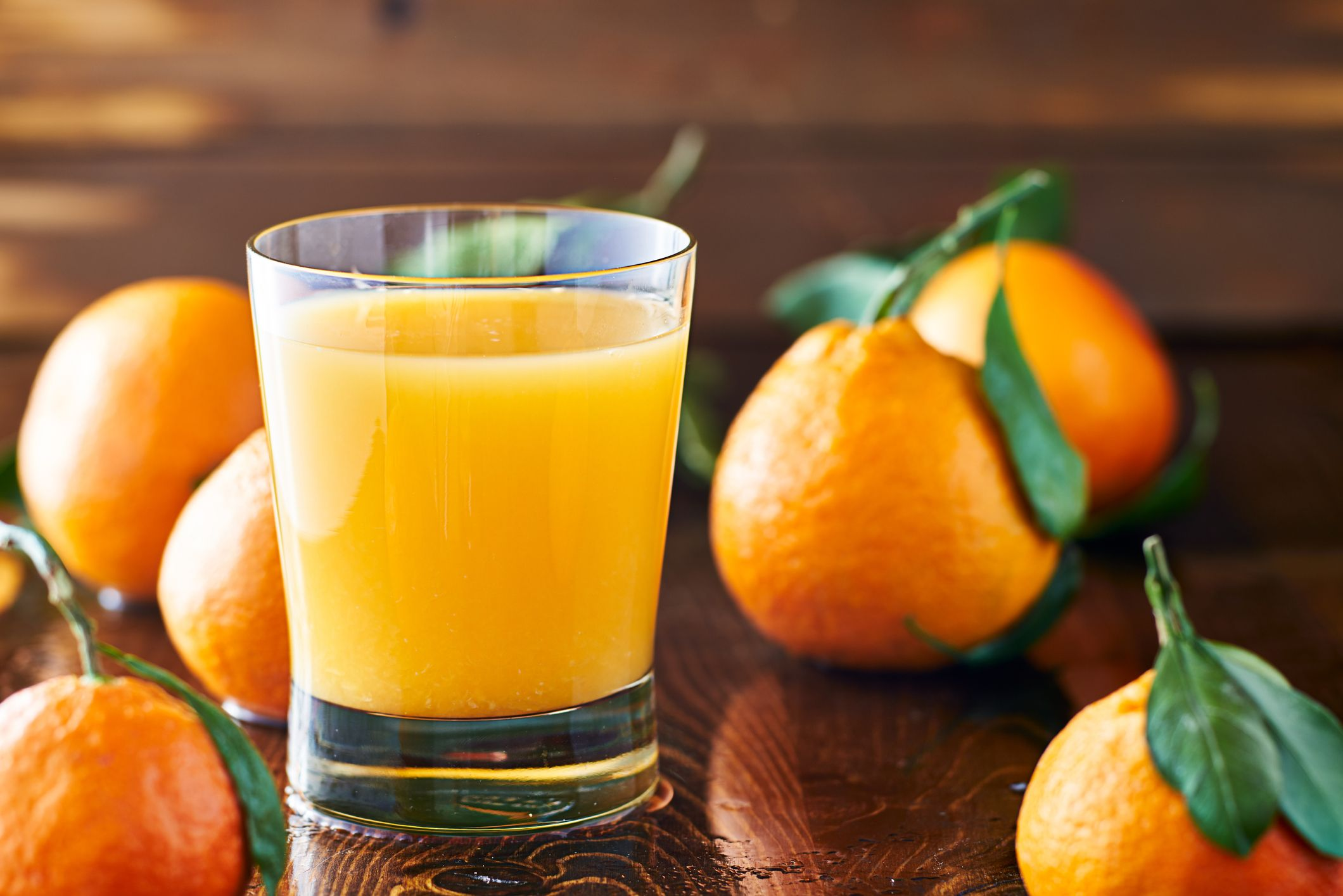 orange juice health benefits - is orange juice good for you?
