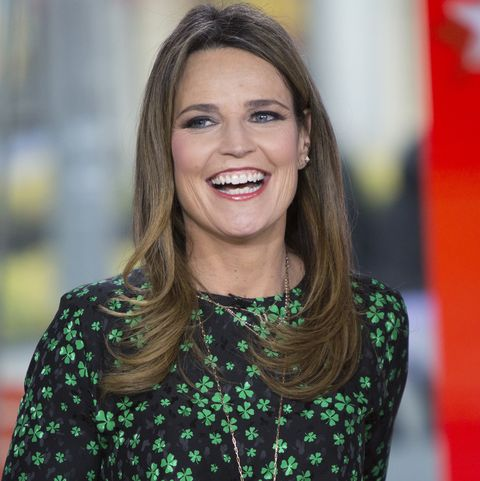 Is Savannah Guthrie Leaving The Today Show The Today Host Addresses The Shakeup Rumor