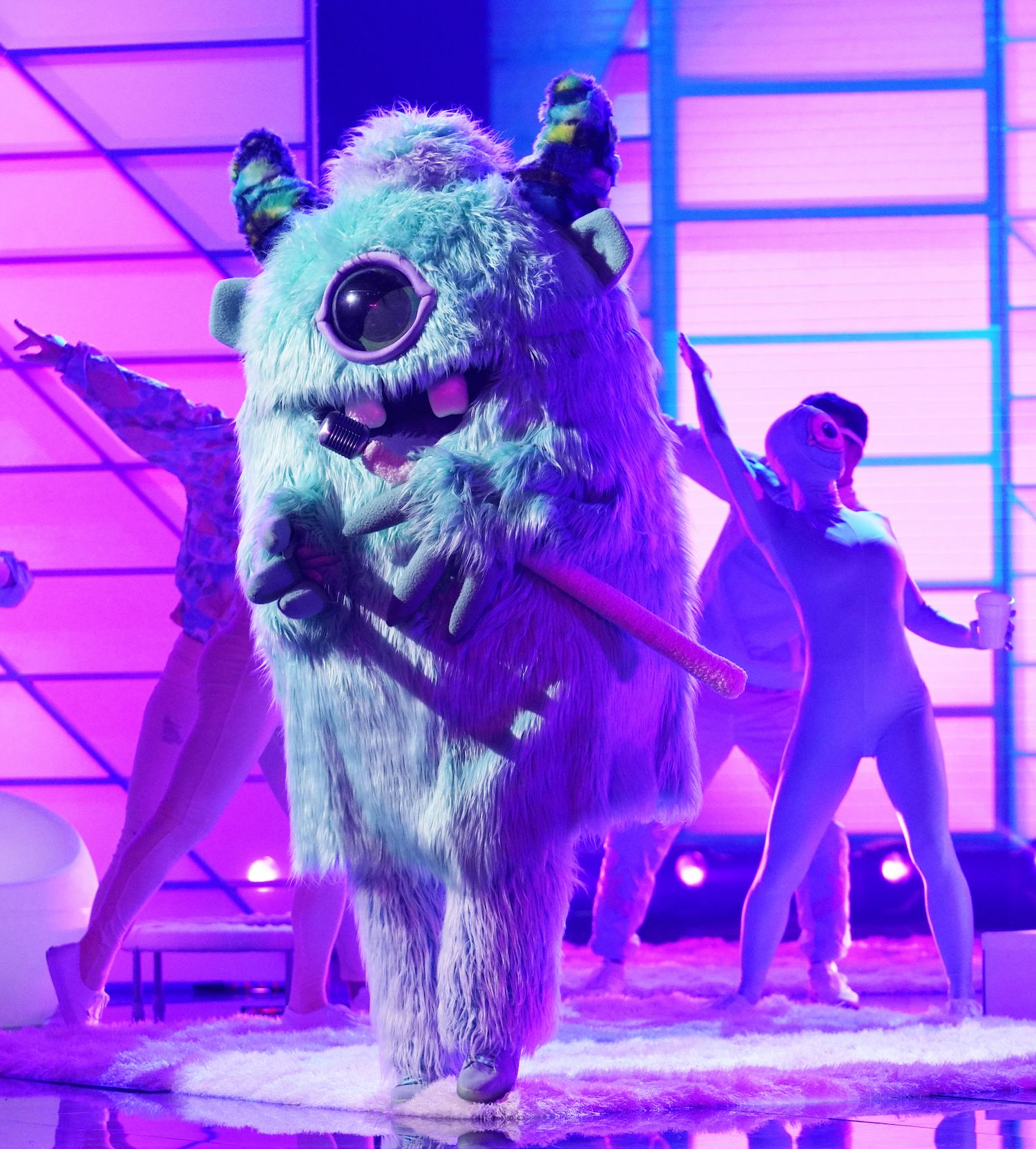 Is T-Pain the Monster on 'The Masked Singer'? - T-Pain on