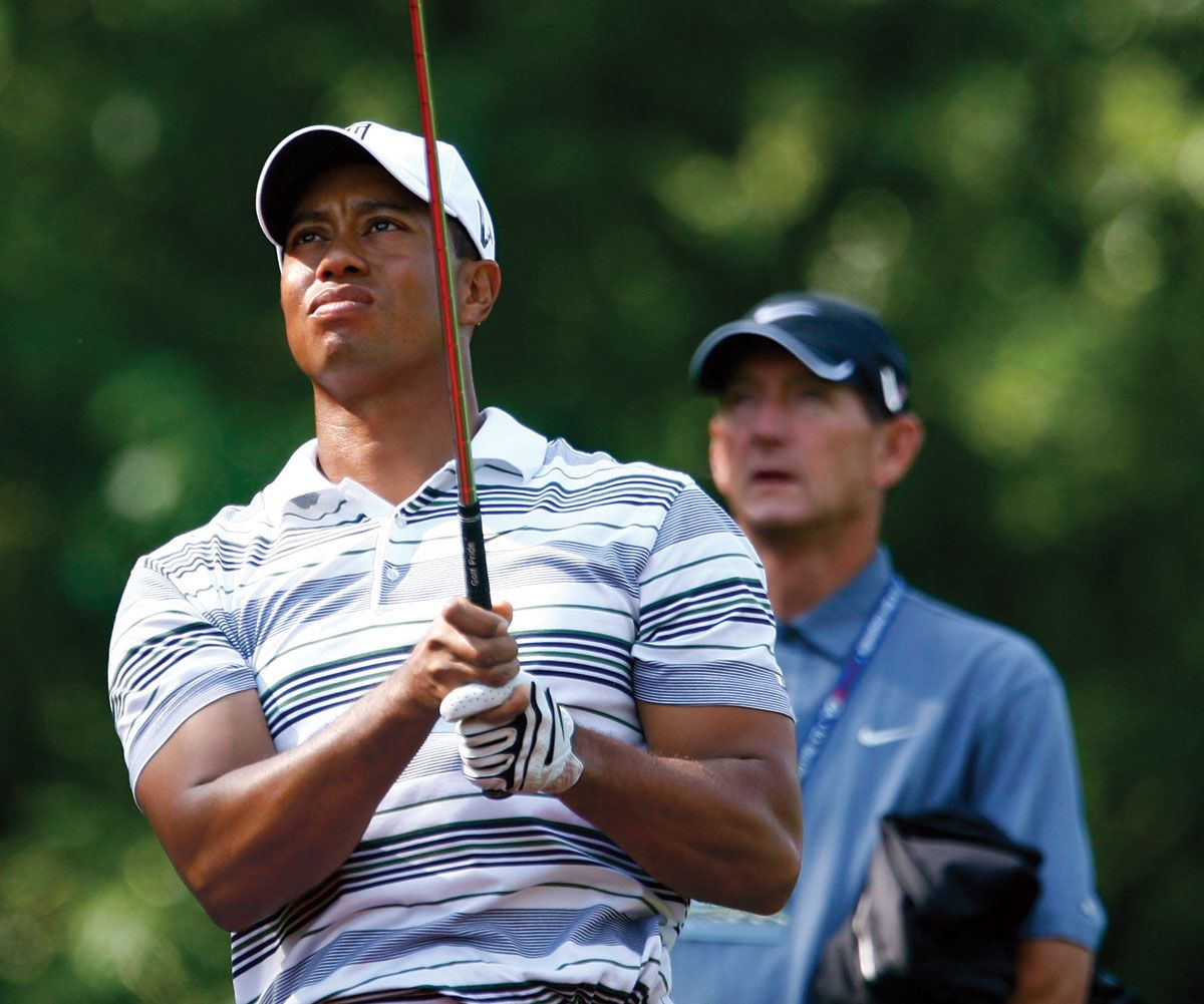 Tiger woods leaves sex treatment clinic