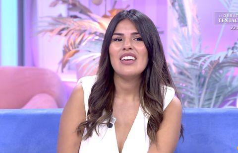 isa pantoja habla sobre la salud de su abuela doña ana en 'el programa de ana rosa'