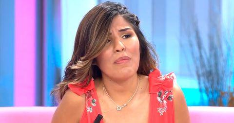 Isa Pantoja habla de Omar Montes