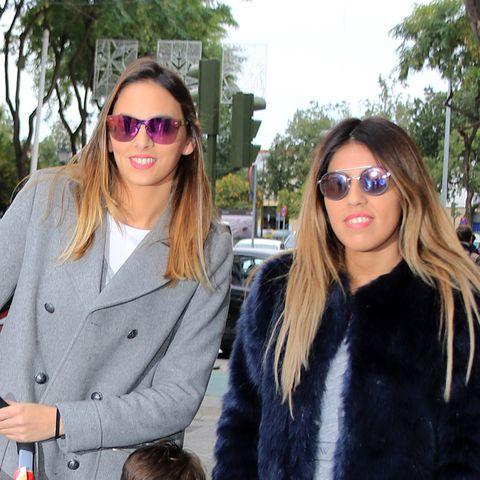 Isa Pantoja e Irene Rosales ¿entierran el hacha de guerra?