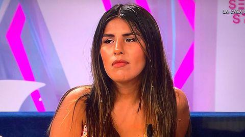 isa pantoja habla de los rumores de infidelidad de su hermano
