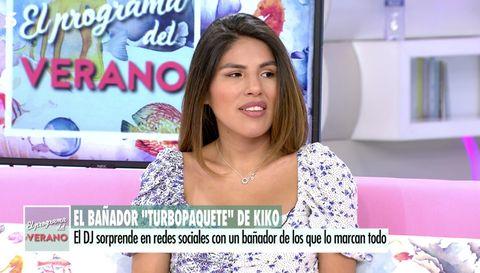 isa pantoja explica cómo ha sido el reencuentro con isabel pantoja y kiko rivera