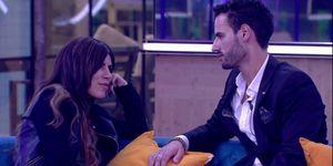 Isa Pantoja acerca posturas con Asraf durante su noche en la casa de 'GH VIP 6'