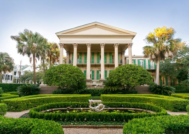 """patricia altschul's charleston home, the isaac jenkins mikell house, often appears on bravo's """"southern charm"""""""