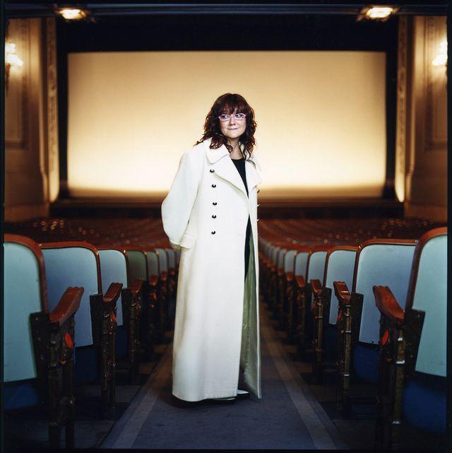 Movie director Isabel Coixet