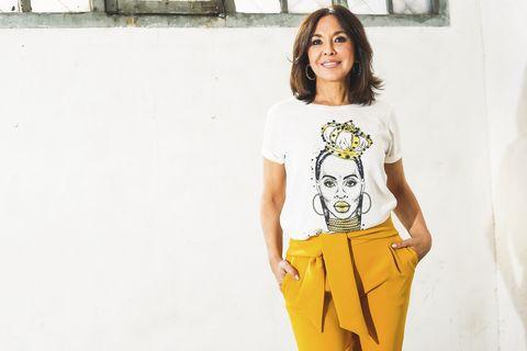Isabel Gemio retoma el programa Retratos con Alma