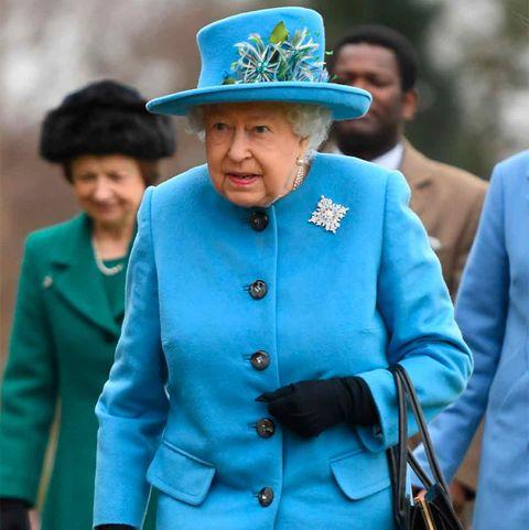 El nuevo disgusto de Isabel II