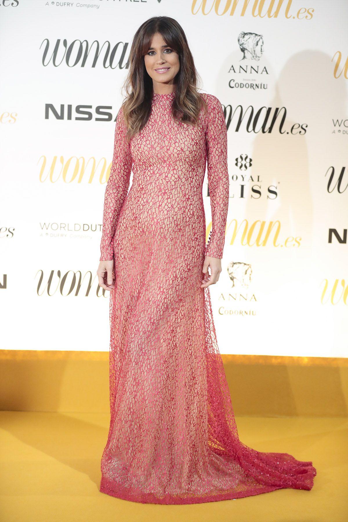 Las mejor y peor vestidas de los Premios Woman 2018