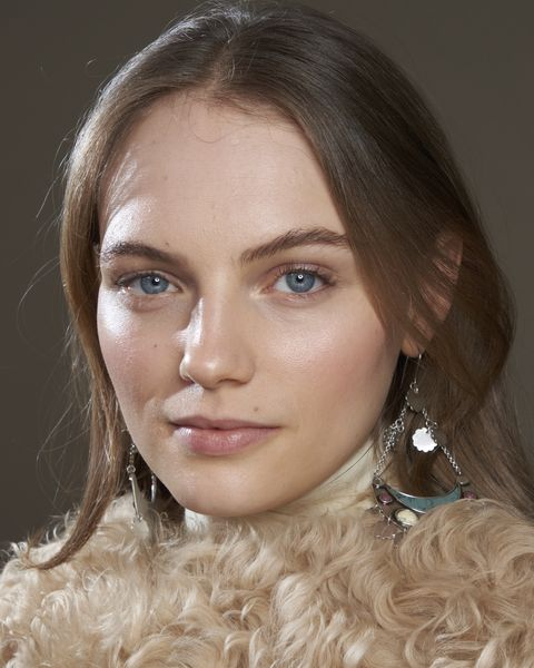 fresh faced aw20 beauty trend