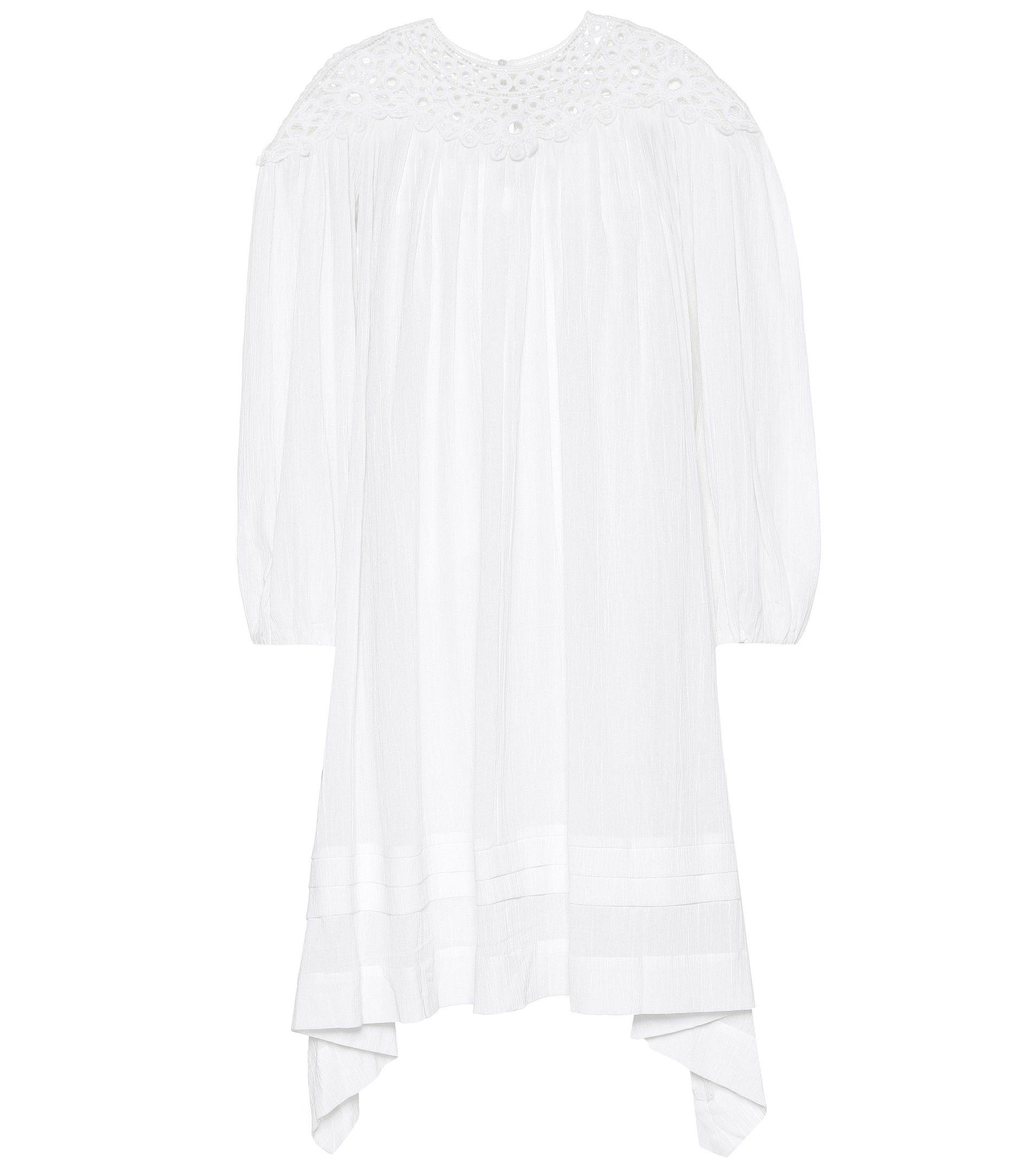 abito bianco estate