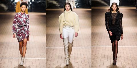 285f28cbc88 49 Looks From Isabel Marant Fall 2018 PFW Show – Isabel Marant ...