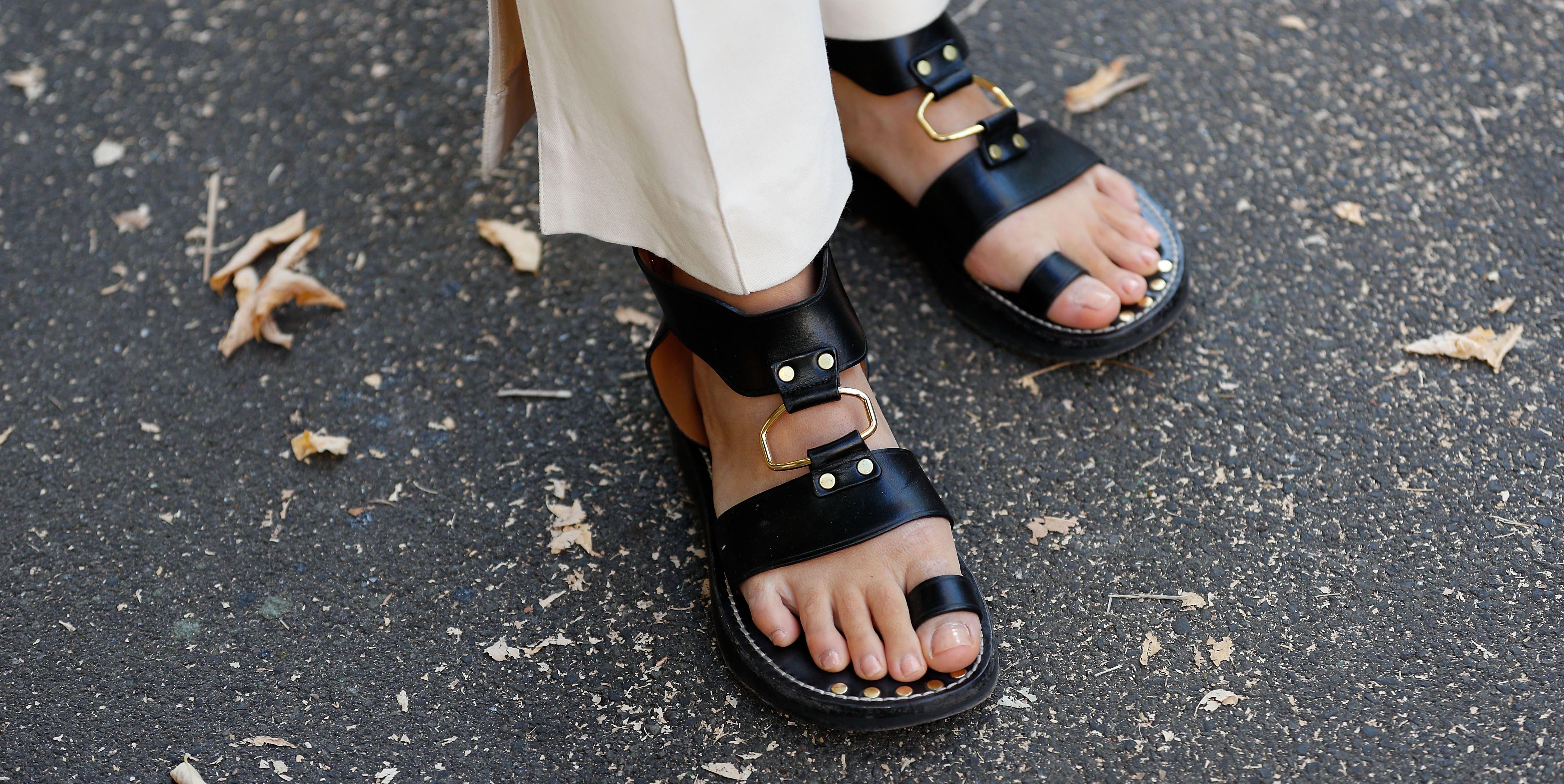 Isabel Marant-sandalen