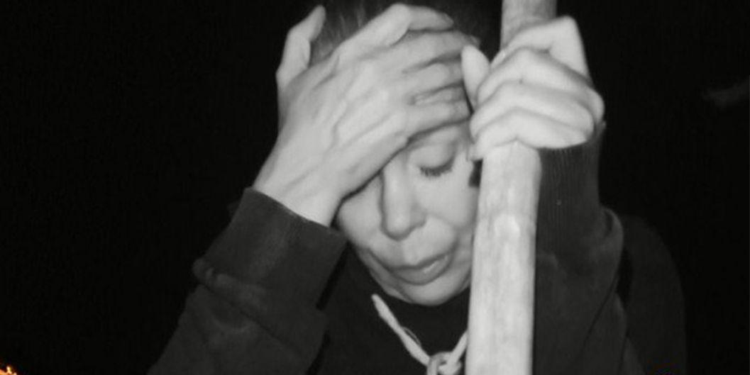 Isabel Pantoja sufre un ataque de ansiedad por su miedo a la oscuridad en Supervivientes
