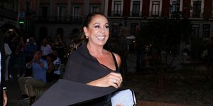 'Hola' 75th Anniversary Party In Madrid