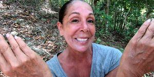 """Isabel Pantoja, Supervivientes, Isabel Pantoja hace balance de sus primeros días en 'Supervivientes', Isabel Pantoja se sincera: """"Soy fuerte de mente, pero quizá de cuerpo no"""", Isabel Pantoja habla de sus primeros días como superviviente,Isabel Pantoja habla de sus primeros días como superviviente, Isabel Pantoja se sincera como superviente"""